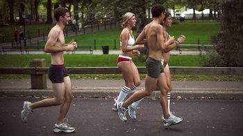 Hardlopen in ondergoed: Jamaica Underwear Run – Beter hardlopen